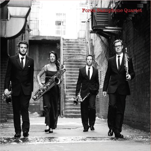 Forza Sax Quartet