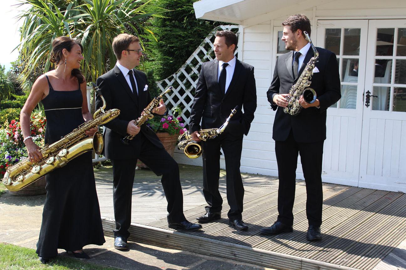 Forza Saxophone Quartet
